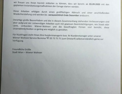 FPÖ – Druck hat gewirkt: